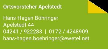 Hans-Hagen Böhringer©Stadt Bassum