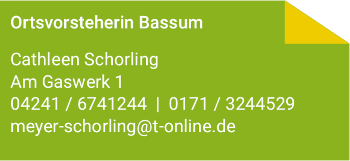 Cathleen Schorling©Stadt Bassum