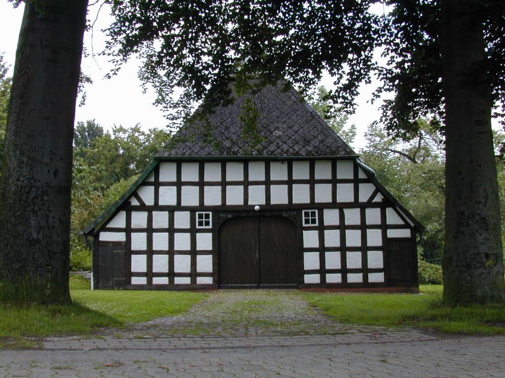 Ortschaft Osterbinde©Stadt Bassum